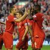 英超第二轮:利物浦1-0伯恩茅斯