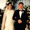 奥运冠军刘子歌与恩师大婚 师徒相差23岁