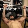 肌肉型男教你徒手练上身,家用健身必备!