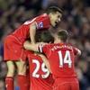 英超第32轮:利物浦2-0纽卡斯尔