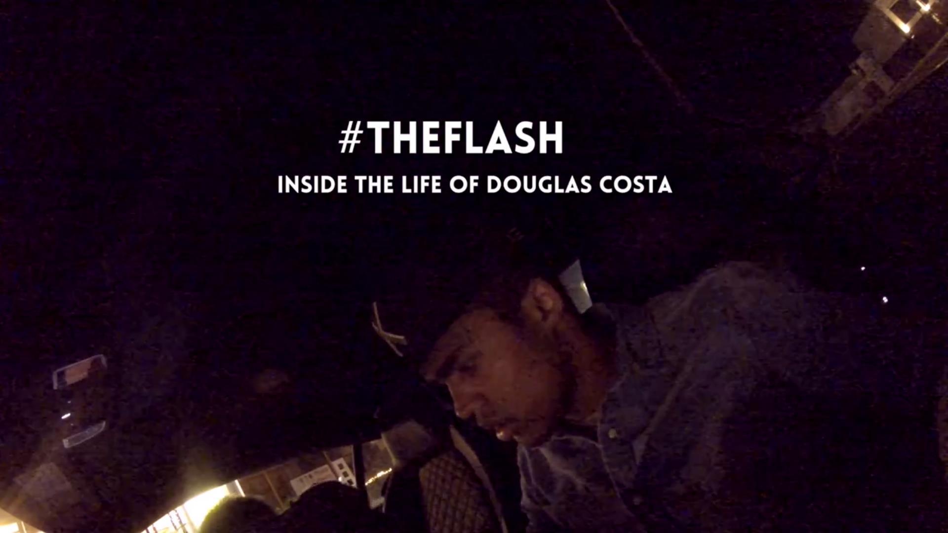 纪录片《Inside the life of Douglas Costa》