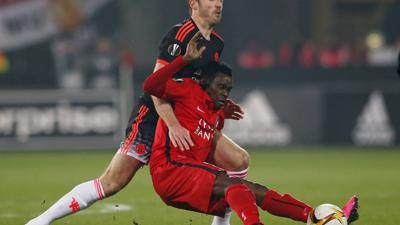 02月19日 欧联杯 中日德兰vs曼联 全场录像