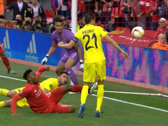 进球视频-司徒门前抢点漏过 黄潜队长不慎摆乌龙