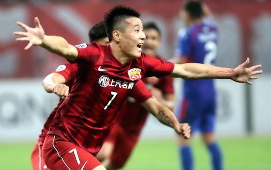 武磊读秒绝杀 上港1-0东京FC晋级