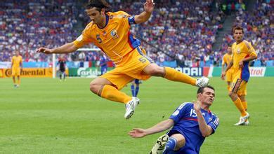 实况足球2016欧洲杯法国之旅vs罗马尼亚(A组赛02场)