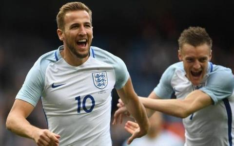 完全实况 2016法国欧洲杯 B组 英格兰 VS 俄罗斯