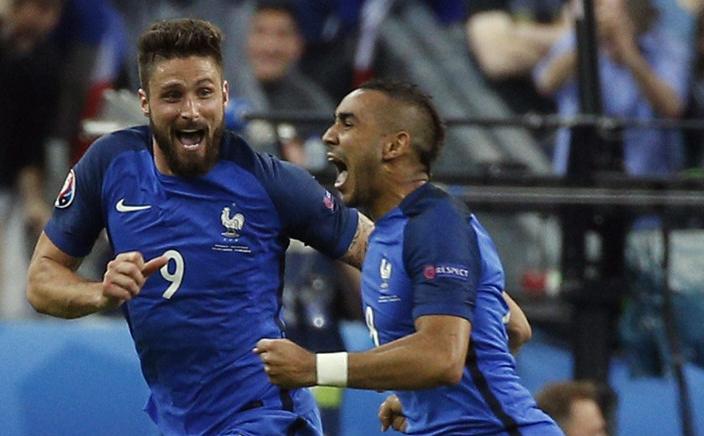 吉鲁进球帕耶特绝杀 法国2-1险胜罗马尼亚