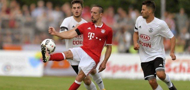 里贝里阿拉巴建功 拜仁3-0客胜兰兹胡特