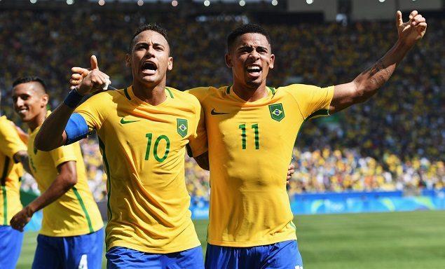 内马尔两球两助 巴西6-0洪都拉斯进决赛