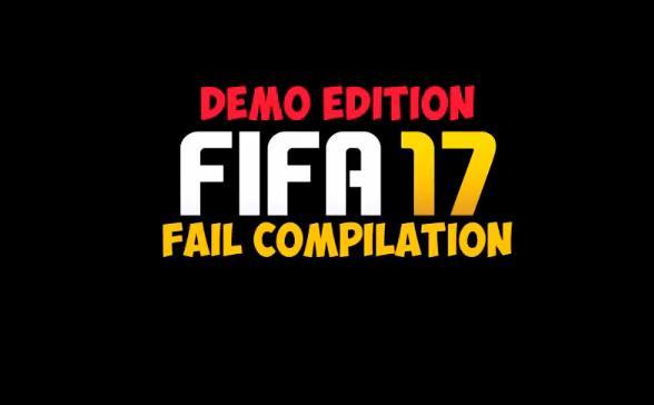 我罗已被玩坏!FIFA17Demo爆笑失误合集!