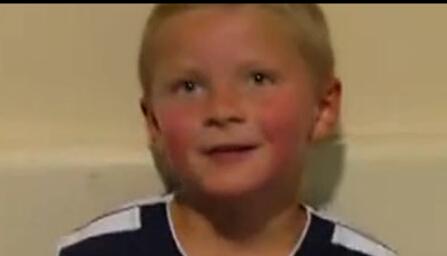 未来巨星?美国5岁篮球奇才超酷篮球秀