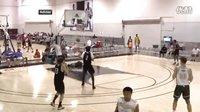 残暴血腥!NBA球员高中生弟弟扣碎篮板