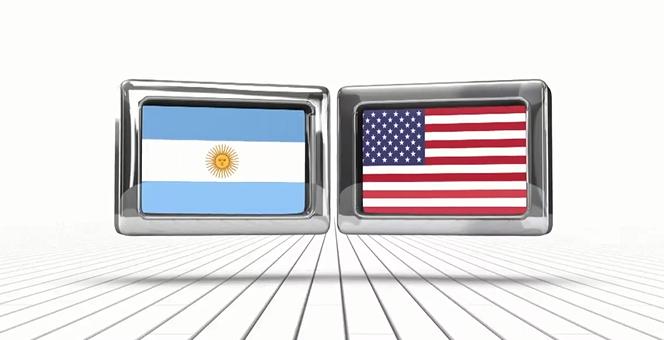 7月23日美国vs阿根廷视频集锦(阿杜23分轻取阿根廷)