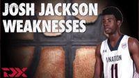 堪萨斯新人Josh Jackson 2016-17季前球探报告之缺点篇