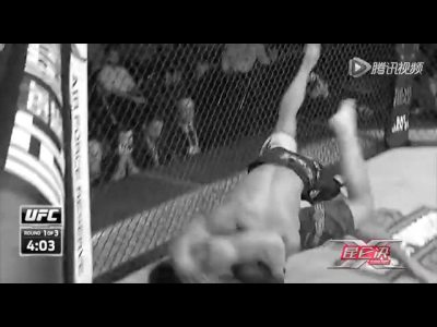 UFC悍将张立鹏回归《昆仑决》首战PK日本拳王