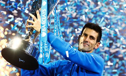 创历史!ATP总决赛-小德完胜费德勒连续4年夺冠
