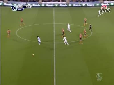 视频集锦-寄诚庸运气球 斯旺西客场1-0胡尔城
