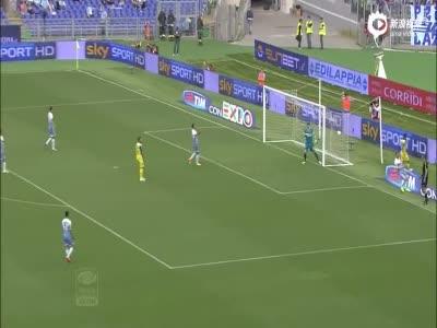 不老K神再破门 拉齐奥主场1-1切沃