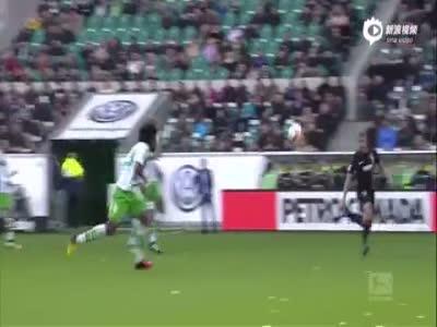 芬恩博加松闪电破门 奥格斯堡2-0沃尔夫斯堡
