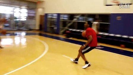 超级训练大师训练欧文控球视频流出