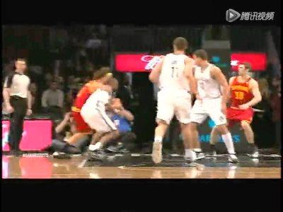 12-13 NBA Court Cuts 欧文特辑